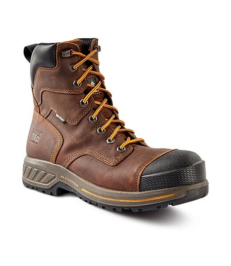 Men's Pro Endurance HD 8 In Composite Toe Composite Plate Work Boots