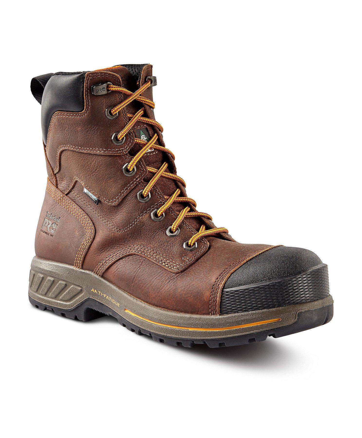etiqueta Afirmar almohadilla  Men's Pro Endurance HD 8 In Composite Toe Composite Plate Work Boots |  Mark's