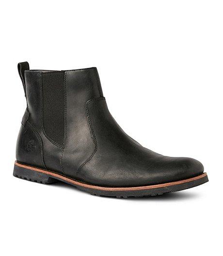 3a673fd57b4 Men's Kendrick Chelsea Boots - Black
