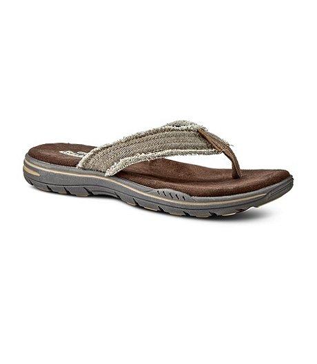 194a3500e4b8 Skechers Men s Evented Arven Sandals