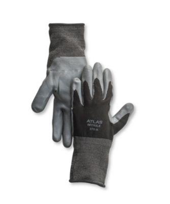 Watson Gloves Black Hawk Nitrile/Nylon Gloves ...