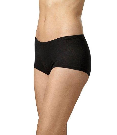 cef83b526 Denver Hayes Women s 3-Pack Cotton Boy Shorts