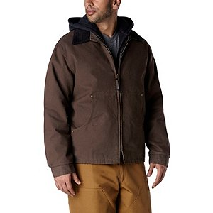 Men S Washed Canvas 3 In 1 Jacket Mark S