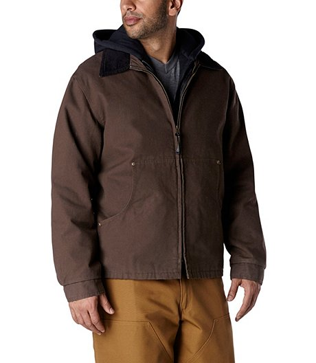 90770f243 Men's Washed Canvas 3-In-1 Jacket