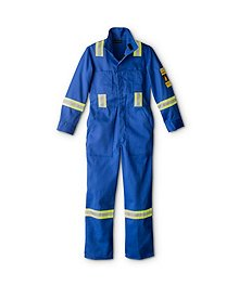 5565eb5036d Firewall Men s Flame Resistant Striped Coverall ...