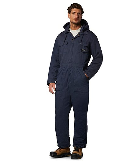 Dakota Men s T-MAX Twill Lined Coverall ... ca1e481a1a2