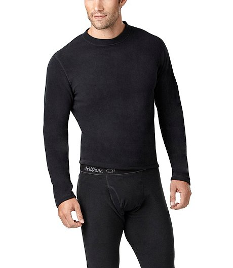 Men's driWear Microfleece Thermal Top