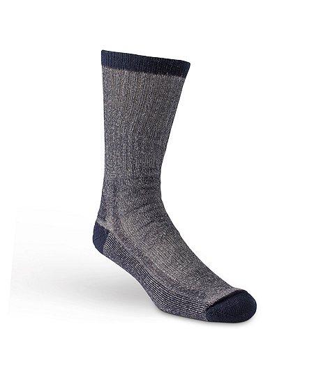 e44698aa72 WindRiver Men's 3-Pack Thermal Socks