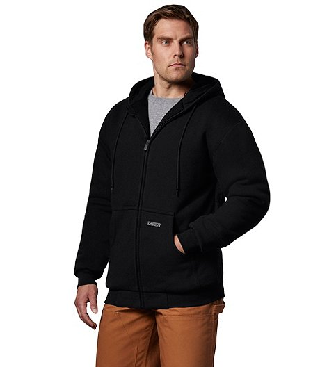 917dafc78 MEN S T-MAX LINED FULL ZIP HOODED SWEATSHIRT