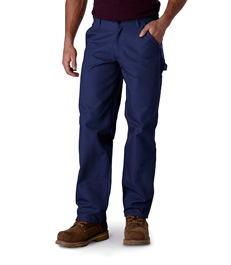 Men's Duck Utility Work Pants