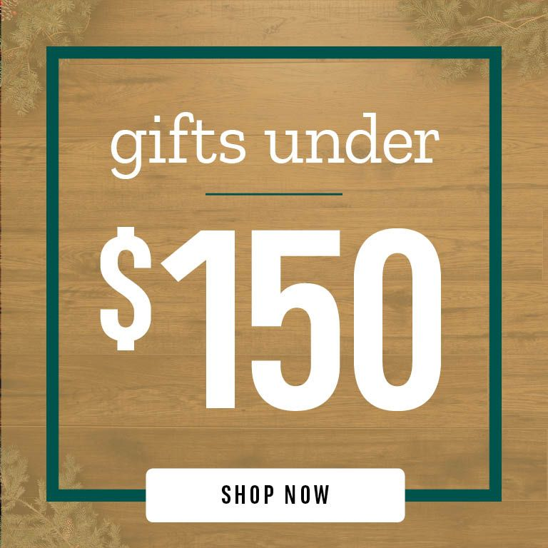 Gifts Under $150