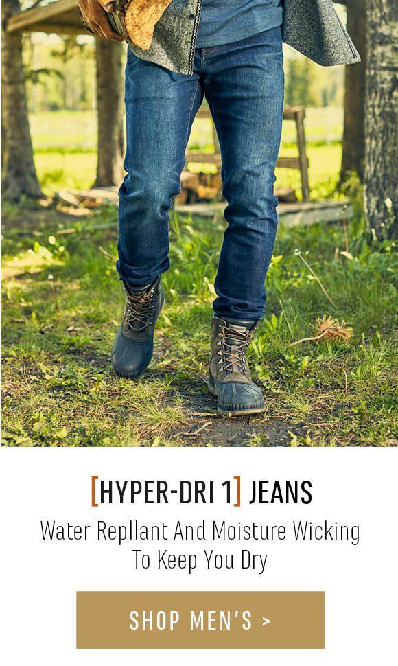Hyper-Dri1 Jeans - Shop Men's