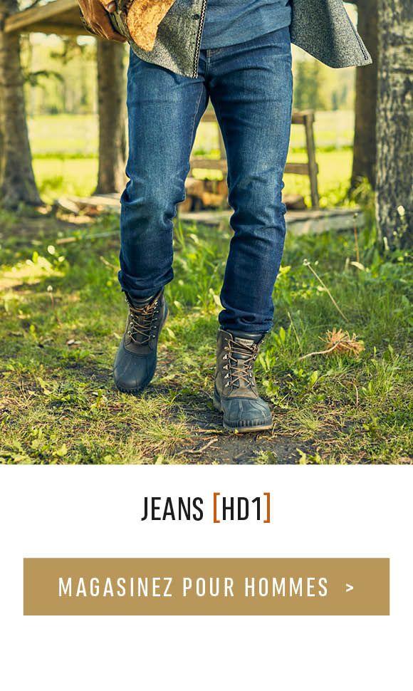 Jeans HD1 - MAGASINEZ POUR HOMMES