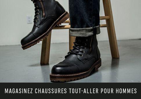 Chaussures tout-aller pour hommes - MAGASINEZ MAINTENANT