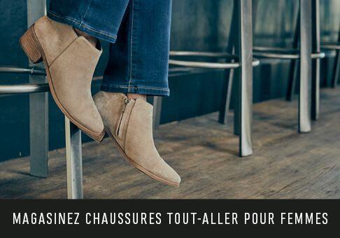 Chaussures tout-aller pour femmes - MAGASINEZ MAINTENANT
