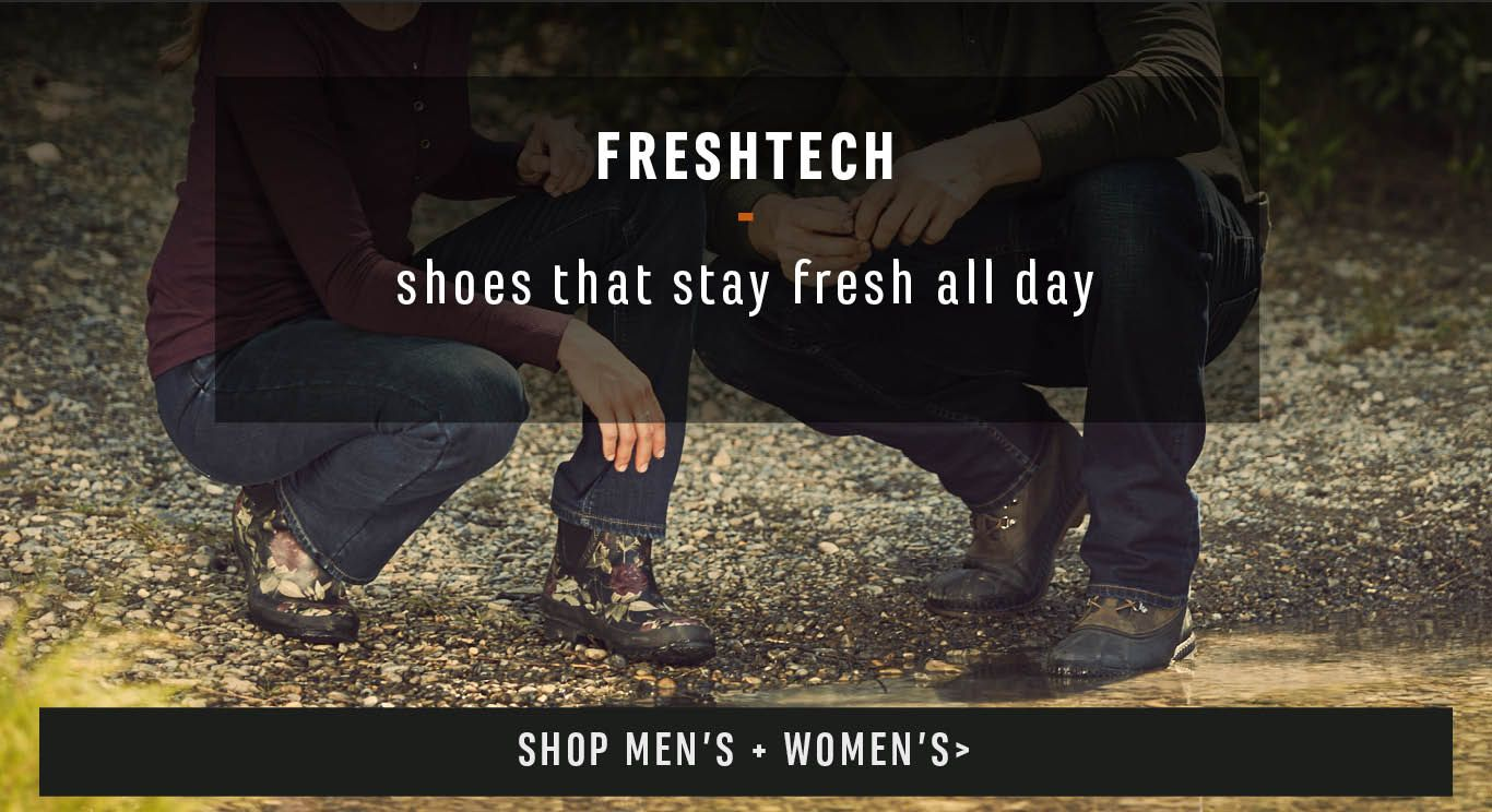 FreshTech Casual Footwear - Shop Mens & Women's