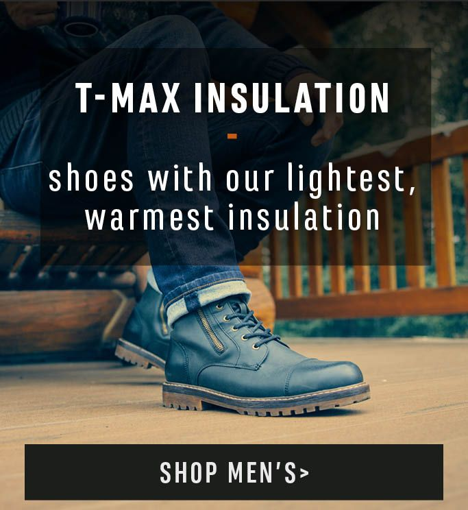 T-Max Insulation - Our Lightest, Warmest Insulation - Shop Men's