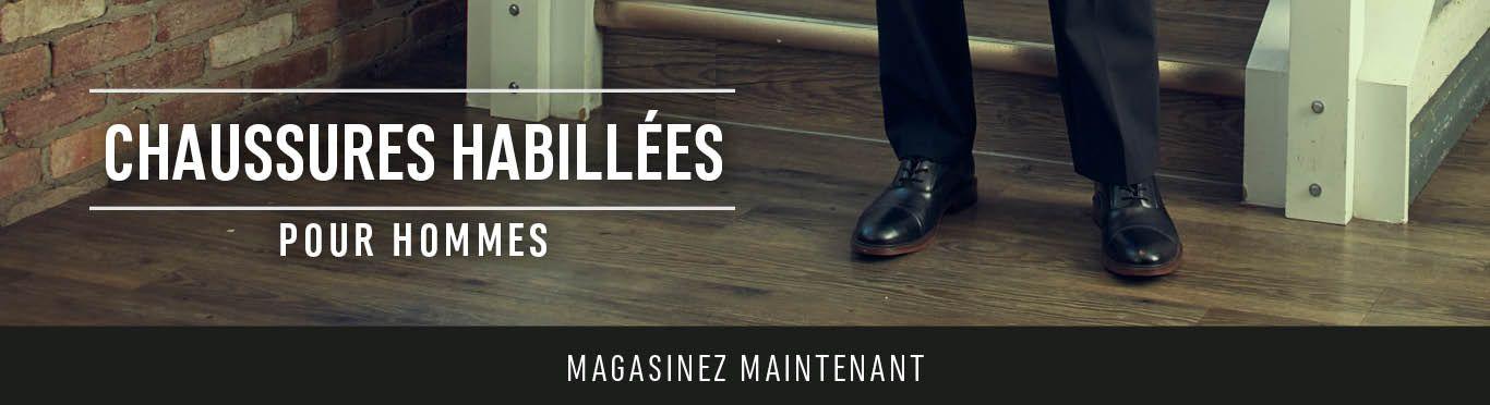 Chaussures habillées pour hommes - Magasinez Maintenant