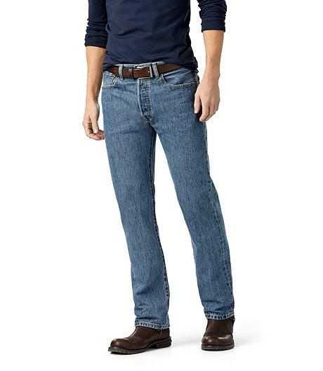 new concept 95017 6708c Levi s Men s 501® Original Fit - Stonewash Jeans