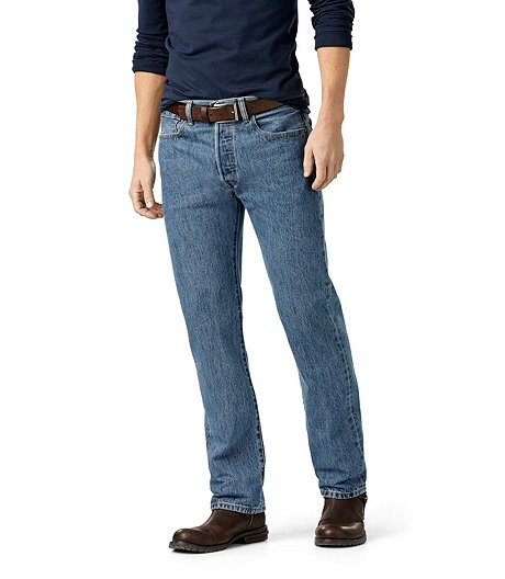 c87de8511eb MEN'S 501® ORIGINAL FIT - STONEWASH JEANS | Mark's