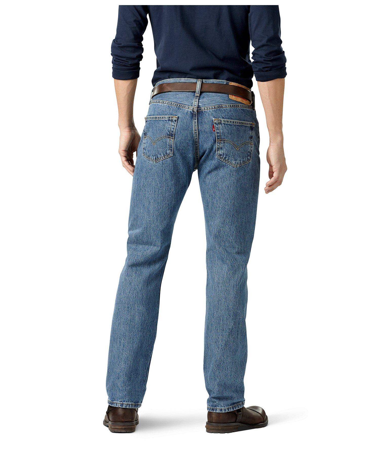 daño Chispa  chispear Reunión  Men's 501® Original Fit - Stonewash Jeans   Mark's