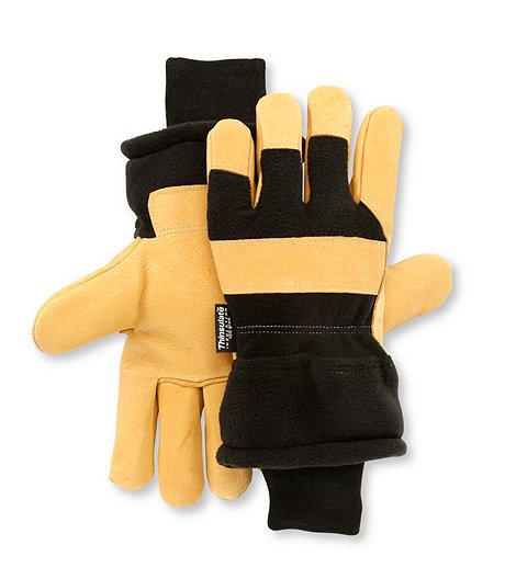 Galeforce Pig Skin Combo With Thinsulate Glove