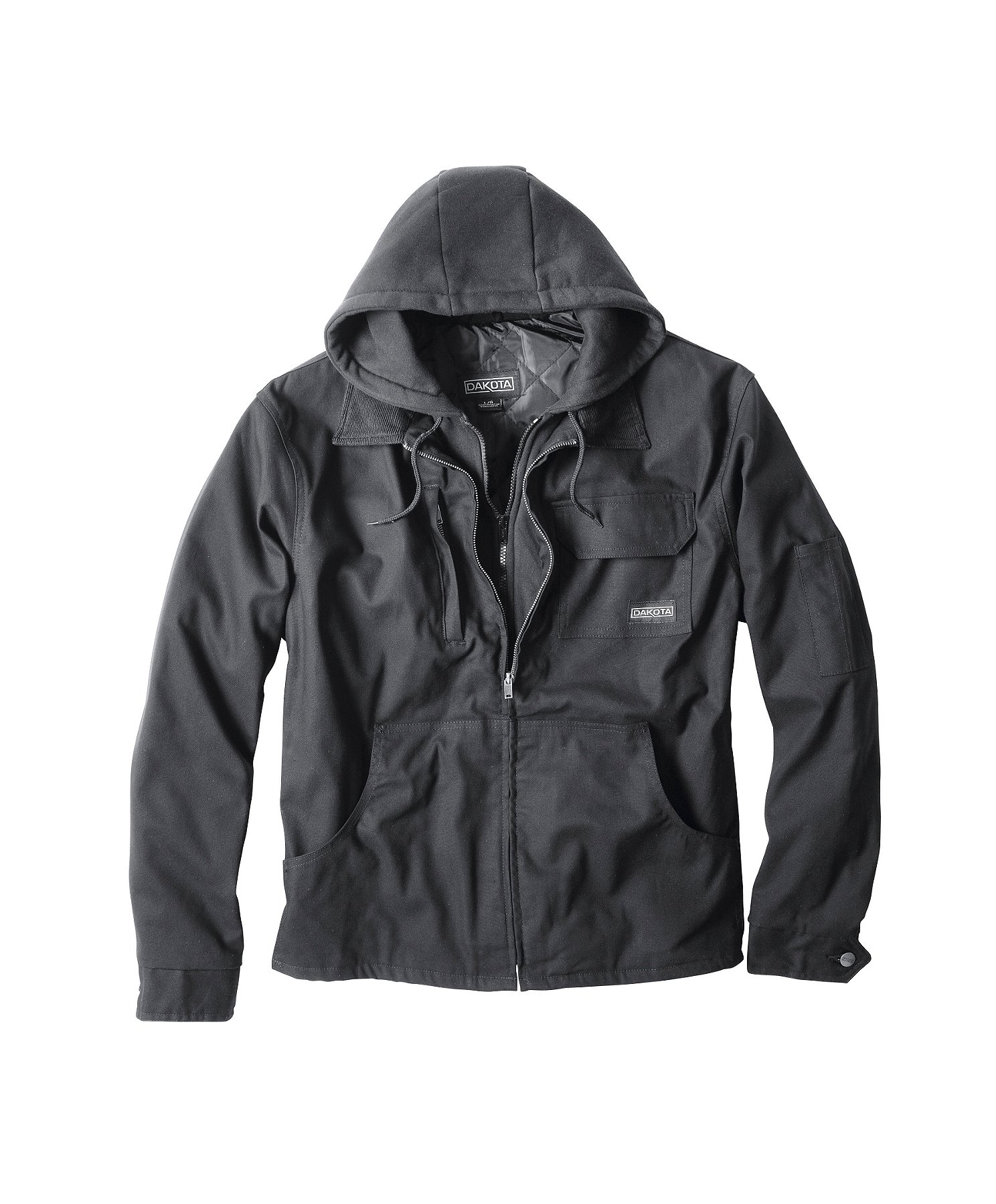 Men's Stretch Duck T-MAX Lined Bomber Jacket