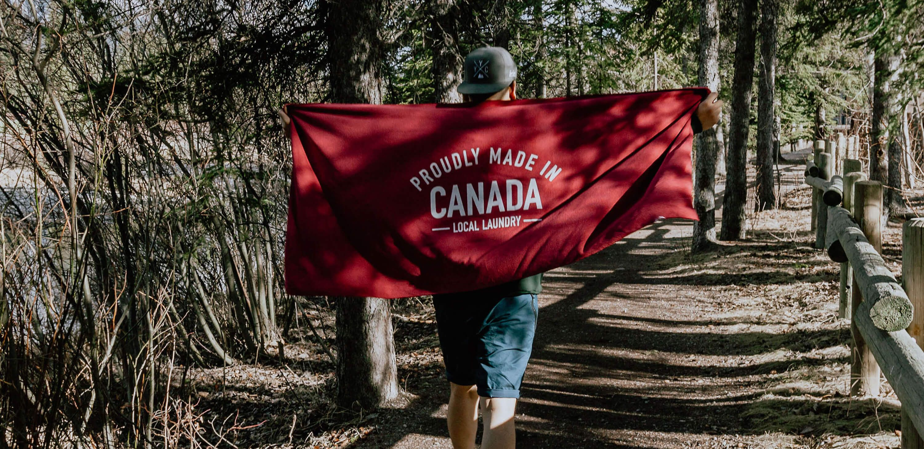 Connor and Dustin are the co-founders of Local Laundry, a made in Canada clothing company based in Calgary, Alberta.