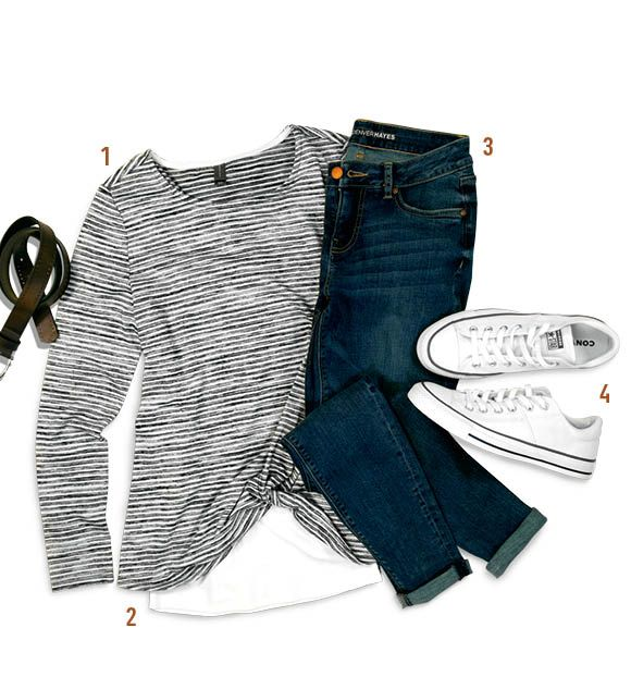 Outfit Laydown