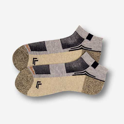Men's 3-Pack Low Cut Sport Socks