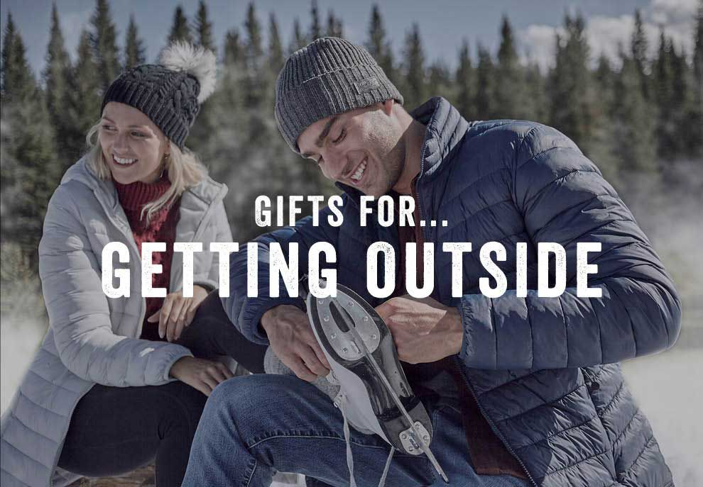Gifts for Getting Outside