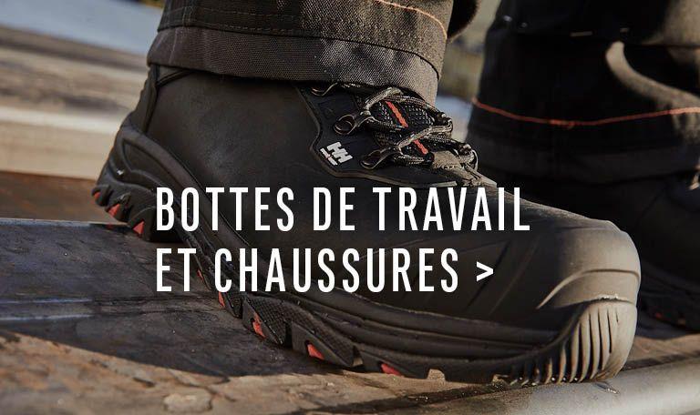 Magasinez des Bottes de Travail et Chaussures Helly Hansen