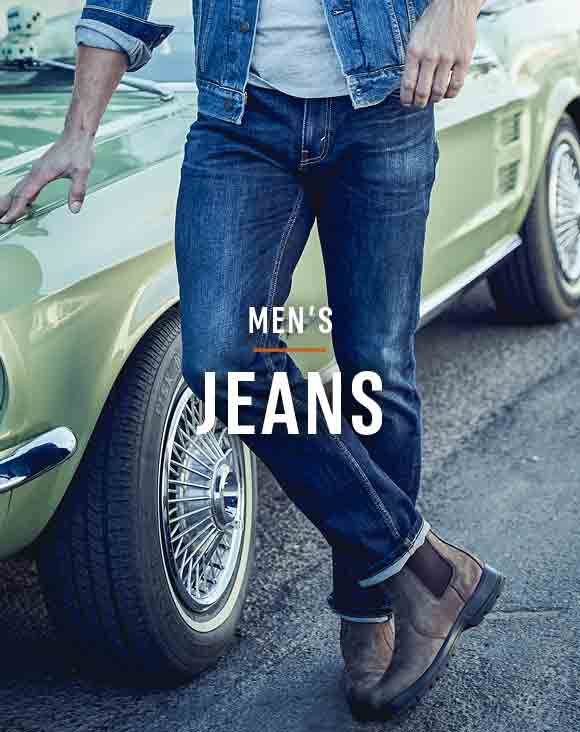 Shop Men's Levi's Jeans