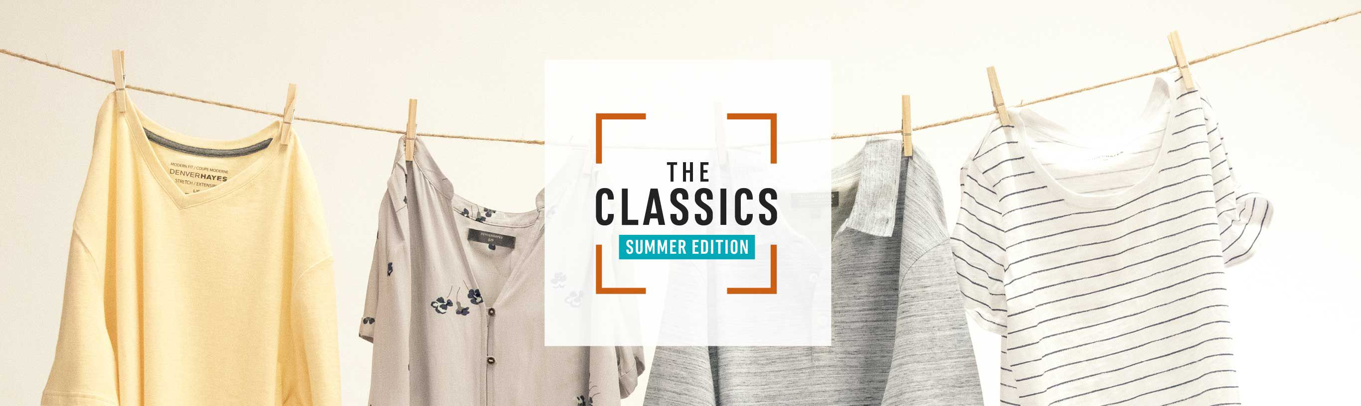 The Classics - Summer Edition