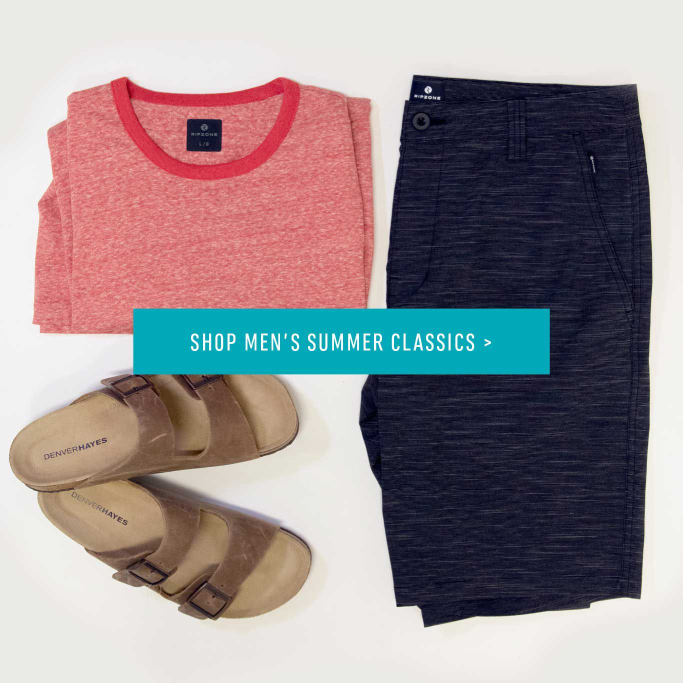 Shop Men's Summer Classics Collection