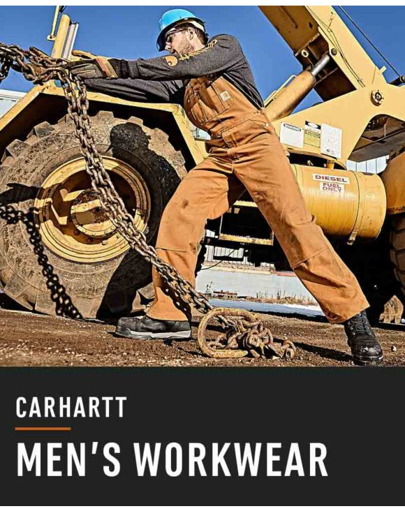 Shop Carhartt Men's Workwear