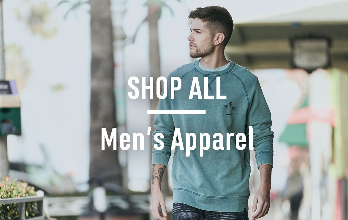 Shop All Men's Apparel