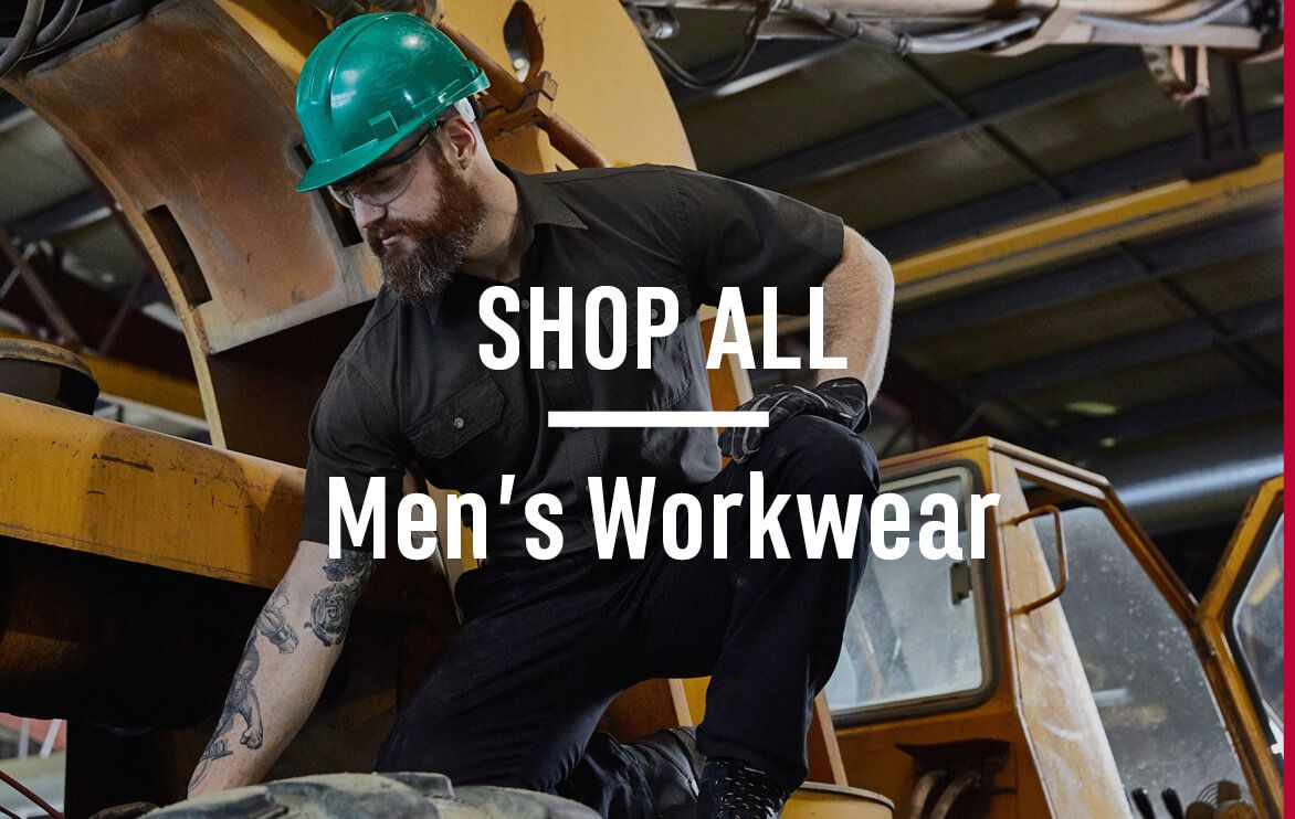 Shop All Men's Workwear