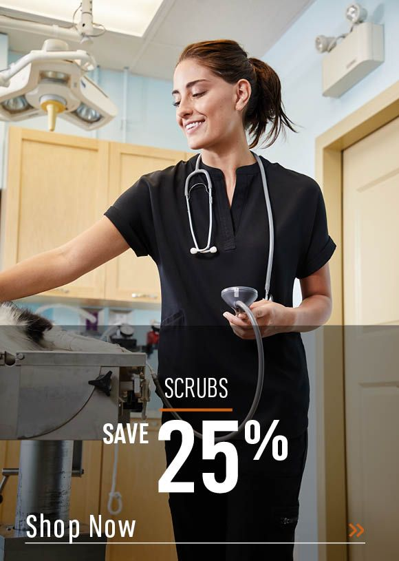 Scrubs Save 25%. Shop Now!