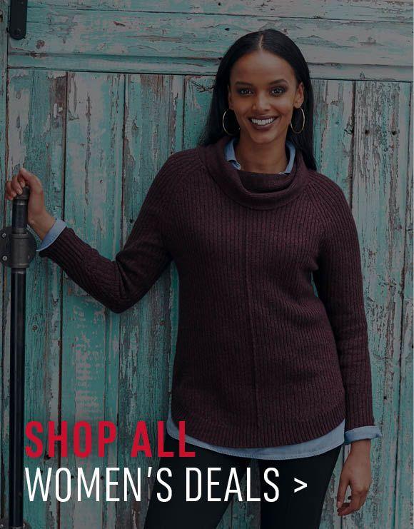 Shop All Women's Deals