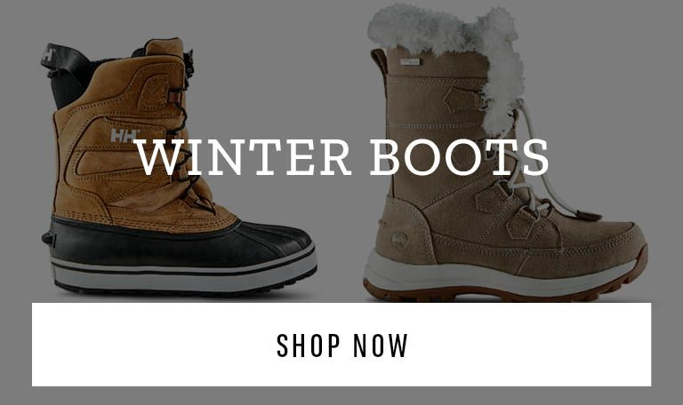 Winter Boots. Shop Now.