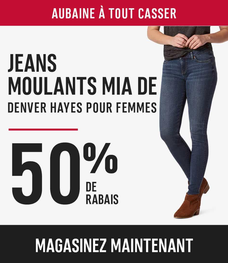 women's denver hayes mia skinny jeans