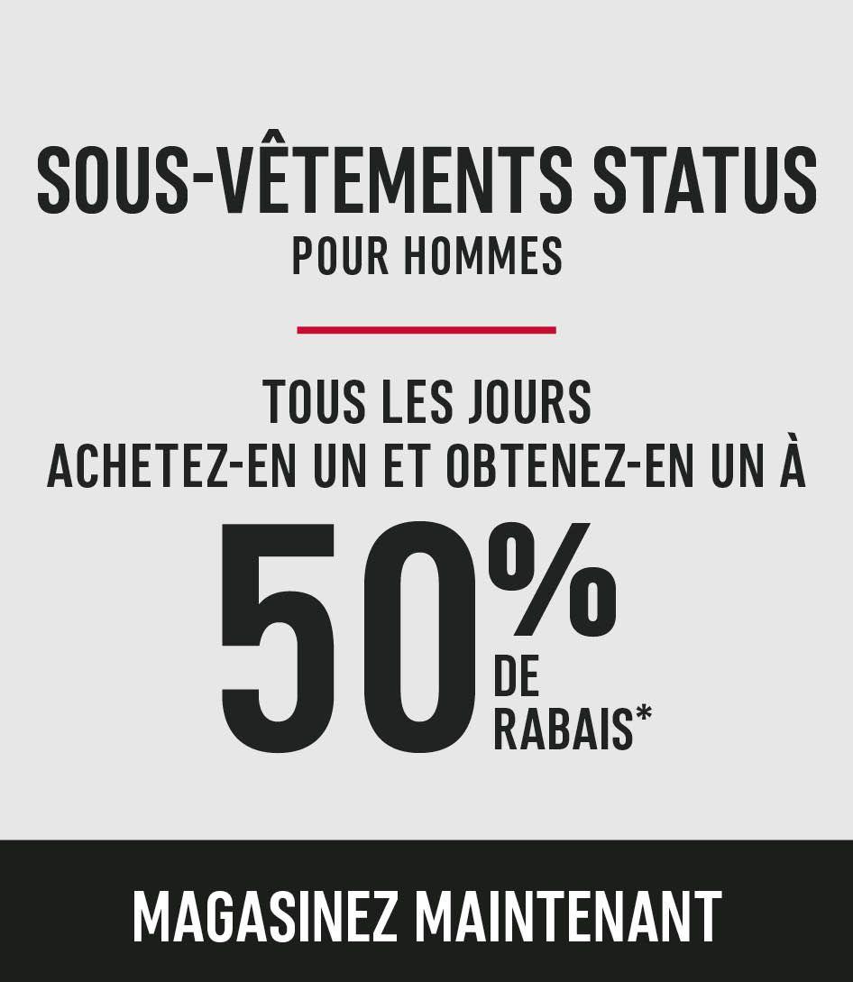 men's status underwear