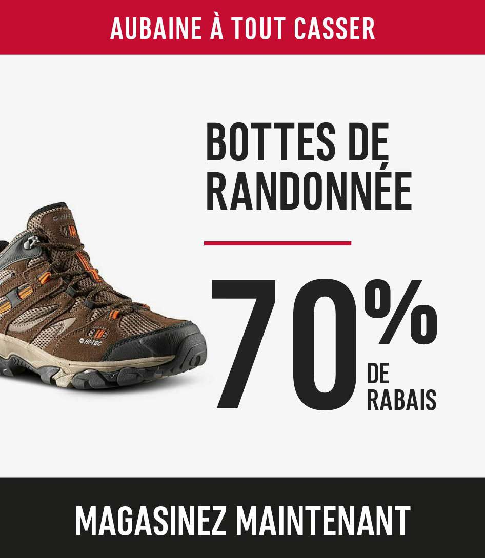 Hiking Boots Save 70%
