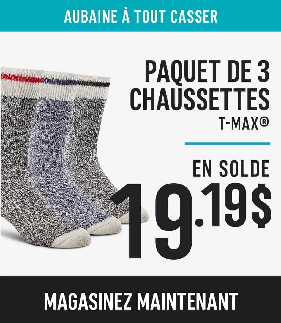 T-max 3 pack socks sale