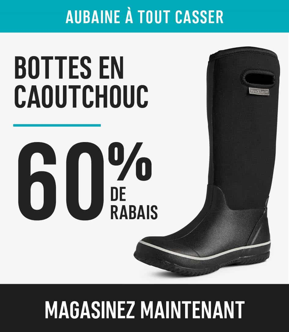 Rubber Boots save 60%