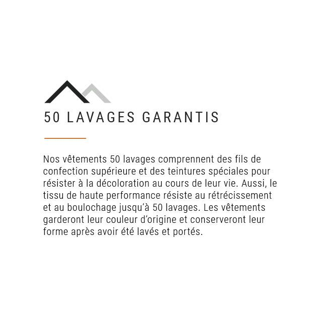 50 lavanges garantis