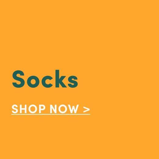 Socks. Shop Now