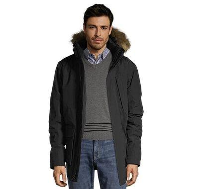 Men's HD2 Water Resistant City Parka Jacket