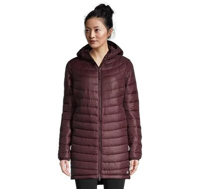 Women's Water Repellent HD1 Puffer Long Jacket
